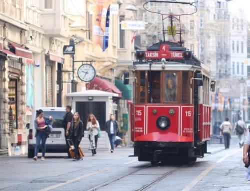 İstanbul'un Semtlerini Geziyoruz- Taksim